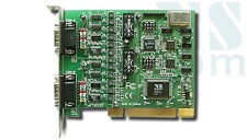2-port RS232/422/485 Serial Card, Optically isol/surge prot, PCI-bus,VSCom Brand