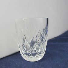 SET OF TWO - Waterford Crystal BOYNE 4oz Tumblers