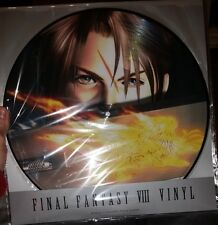 FINAL FANTASY VIII 8 VINYL SOUNDTRACK SQUARE ENIX 2015 Limited Edition