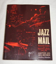 Jazz by Mail Record Clubs Labels 1936-1958 Jazztone Dial Records SIGNED Numbered