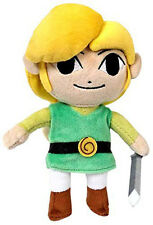 "On Sale! Little Buddy The Legend of Zelda Wind Waker HD 8"" Small Link Plush"