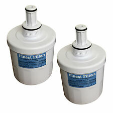2 x Finest Filters DA29-00003G Compatible Fridge Filter Catridge for Samsung