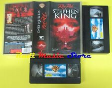 film VHS ROSE RED 2001 stephen king nancy travis WARNER PIV 37498 (F48*) no dvd