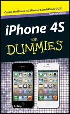 iPhone 4s for Dummies (Pocket Edition) (For Dummies)-ExLibrary