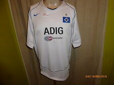 "Hamburger SV Original Nike Heim Trikot 2004/05 ""ADIG INVESTMENT"" Gr.XL"