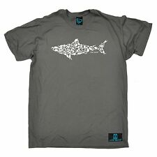 Shark T-SHIRT Tee Diving Divers Great White Scuba Funny Present Gift birthday