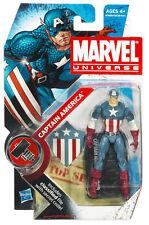 "Marvel universe series 2 Captain America 008 3 3/4 """