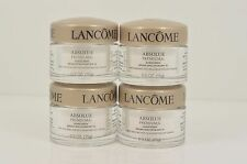 4 Lancome Absolue Premium Bx Replenishing Rejuvenating Day Cream 0.5 oz Each x 4