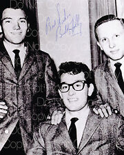 Buddy Holly & The Crickets signed 8X10 photo picture poster autograph RP