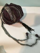 Harry Potter Hermione's Beaded Bag - The Noble Collection - Rare - NEW