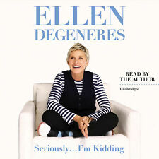 Seriously...I'm Kidding, Ellen DeGeneres, Good Condition, Book
