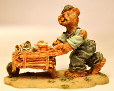 Boyds Town Village - Timmy Ray - Miniature Figure