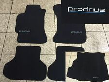Subaru Impreza New Age GD GDA GDB GDC LHD Mats and boot Carpet Prodrive STI WRX