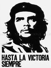 PROPAGANDA CUBA CHE GUEVARA ICON REVOLUTION VICTORY POSTER ART PRINT BB2424A