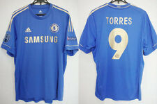 2012-2013 Chelsea Home Jersey Shirt SAMSUNG mobile Torres #9 XL BNWT UEFA CL UCL