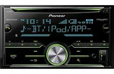 NEW Pioneer FH-X730BS Double DIN CD Car Stereo Receiver w Bluetooth & Sat Radio