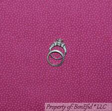 BonEful FABRIC Cotton Quilt VTG Pink Fushcia POLKA Dot Calico Minnie Mouse SCRAP