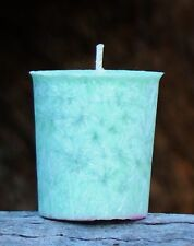 8pk 160hr/pack PEPPERMINT & BABY POWDER Votive Candles TRIPLE SCENTED FRAGRANCE