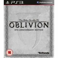 The Elder Scrolls IV: Oblivion -- 5th Anniversary Edition (Sony PlayStation 3, …