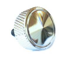 "Show Chrome Billet ""Polished"" Knurled Air Cleaner Bolt for Harley Filter Cover"