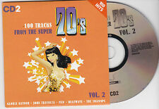CD CARDSLEEVE 70' S 20T MUD/GAYNOR/MIDDLE OF THE ROAD/TRAVOLTA/ELO NEUF