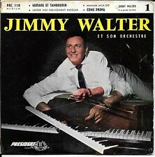 EP 4 TITRES--JIMMY WALTER--GUITARE ET TAMBOURIN / MAMAN M'L'A DIT