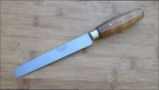 UNUSED Vintage DEXTER Carbon Steel Chef's Round-tip Veggie Paring Knife - SHARP