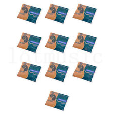10Set Acoustic Guitar Strings 010-.047',Super Light for Yamaha Size Replacement