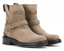 $595 new RAG & BONE 37.5/7.5 Ashford Moto Booties Ankle Leather BOOTS SOLD OUT