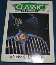 Classic & Sportscar May 1987 Stovebolt Special, Mercedes 1930s Silver Arrows