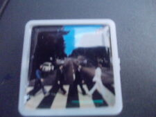 BEATLES ABBEY ROAD     ALBUM COVER    BADGE PIN