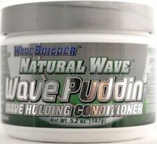 WAVEBUILDER NATURAL WAVE PUDDIN' (PUDDING) HOLDING CONDITIONER NON-GREASY 5 OZ.