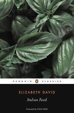 Italian Food (Penguin Classics), Elizabeth David, Good Book