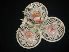 RETRO PORCELAIN DISH FLORENTINE MADE IN ITALY