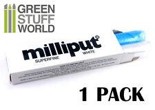 Milliput Super Fine White - Epoxy Putty 4oz (113.4 g) Package - Warhammer 40k