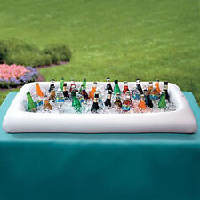 Inflatable Serving Salad Bar Buffet Picnic Drinks Table Cooler Party Soda Useful