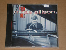 MOSE ALLISON - CREEK BANK - CD