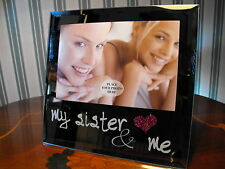 SISTERS PHOTO FRAME SISTER  BROTHER PHOTO FRAME  BIG SISTER PHOTO FRAME GIFT