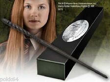Harry Potter baguette magique résine 1/1 Ginny Weasley edition personnage + clip