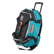 Makita LXT HEAVY DUTY TOOL BAG Trolley Handle and Wheels + Shoulder Strap