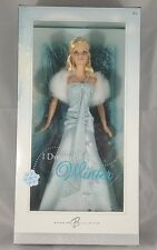 Barbie Collector Silver Label I Dream of Winter Barbie NRFB SEALED J1742