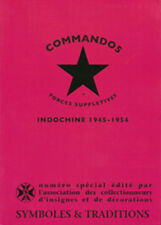 Symboles et Traditions, Bulletin Commandos Indochine 1945-1954
