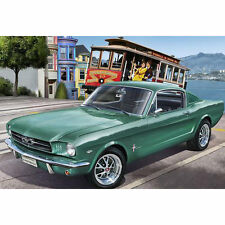 REVELL 1965 Ford Mustang 2+2 Fastback 1:24 Car Model Kit - 07065