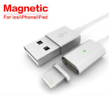Magnetic Adapter Charger USB charging Line Cable For iPhone5s/6SPlus Sliver