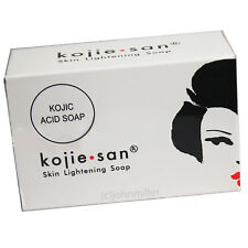 135G Kojie San Skin Lightening Whitening Bleaching Anti-Acne Kojic Acid Soap Bar