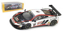 "Spark sb052 Mclaren Mp4-12c # 107 ""hexis Racing 24 horas de Spa 2013 - 1/43"