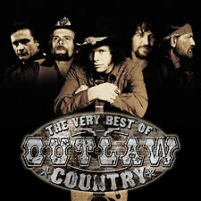 Outlaw Country (2008, CD NIEUW)