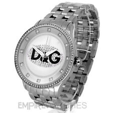 *NEW* DOLCE & GABBANA LADIES D&G PRIME TIME WATCH - DW0145 - RRP £200