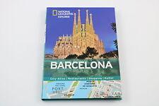 Barcelona - National Geographic Explorer, City-Atlas, Mängelexemplar