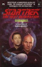 Bischoff, David  Grounded (Star Trek: The Next Generation) Book